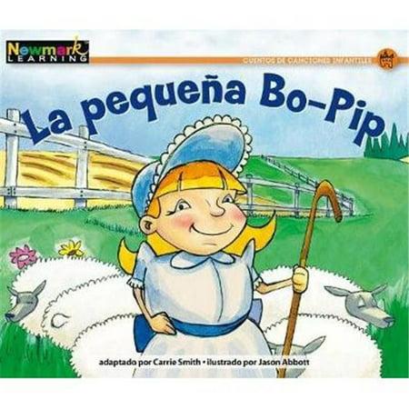 Newmark Learning NL2098 Nursery Rhyme Tales Set 2 - La Pequena Bo-Pip - Little Bo Peep (Little Bo Peep Accessories)