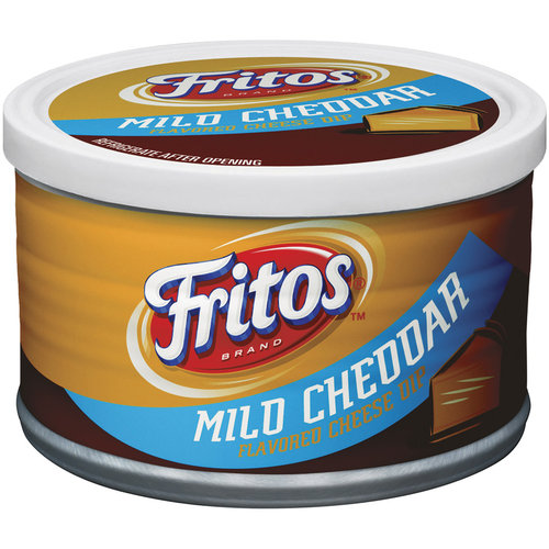 Fritos Mild Cheddar Flavored Cheese Dip, 9 oz