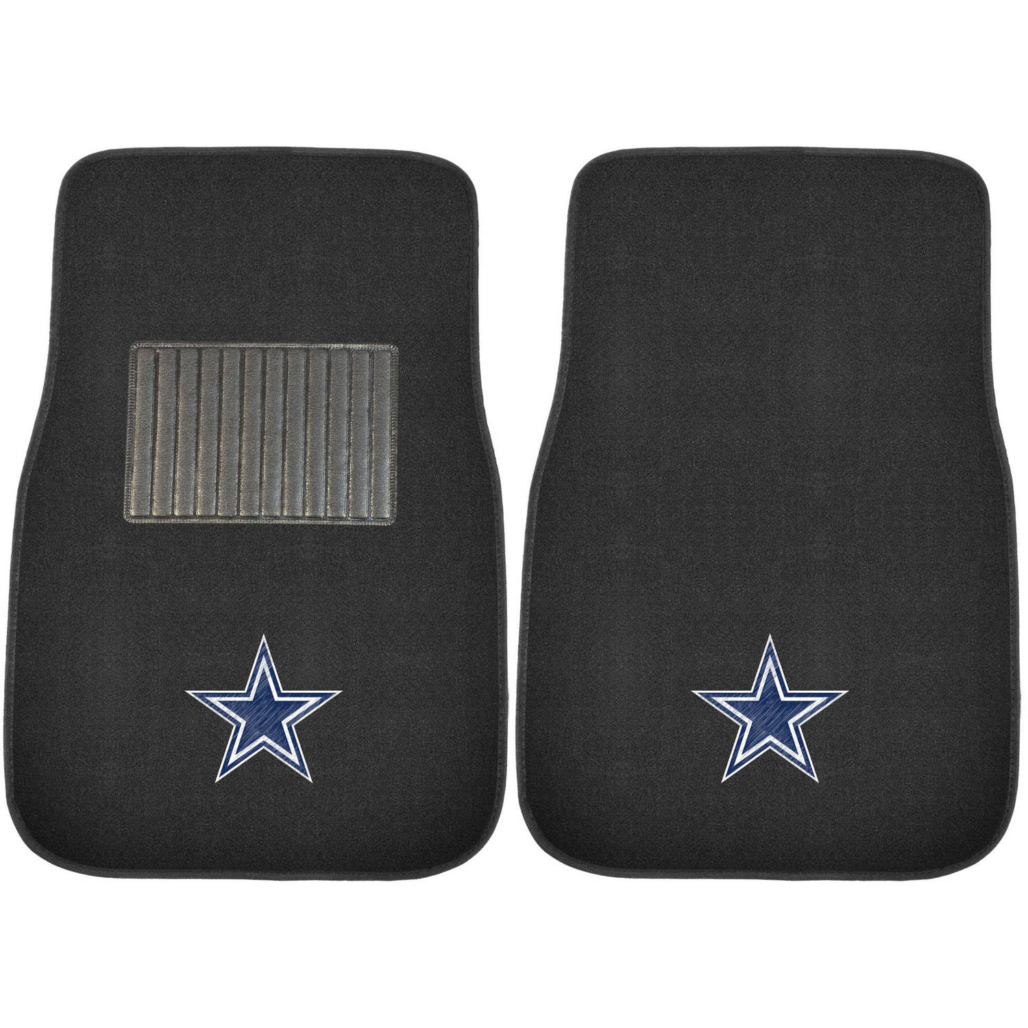 NFL Dallas Cowboys Embroidered Car Mats
