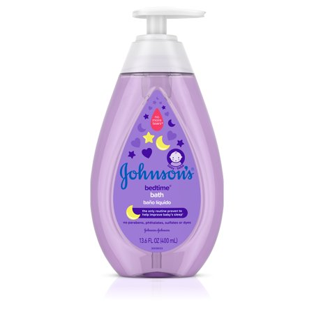 Johnson's Bedtime Bath - 13.6 fl oz