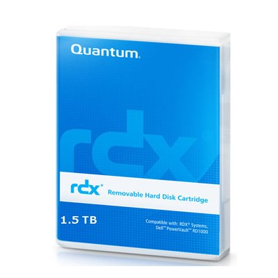 "Quantum 1.50 TB 2.5"" Removable Hard Drive Cartridge - 1 Pack"