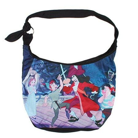 Disney Peter Pan Sword Fight Hobo Bag