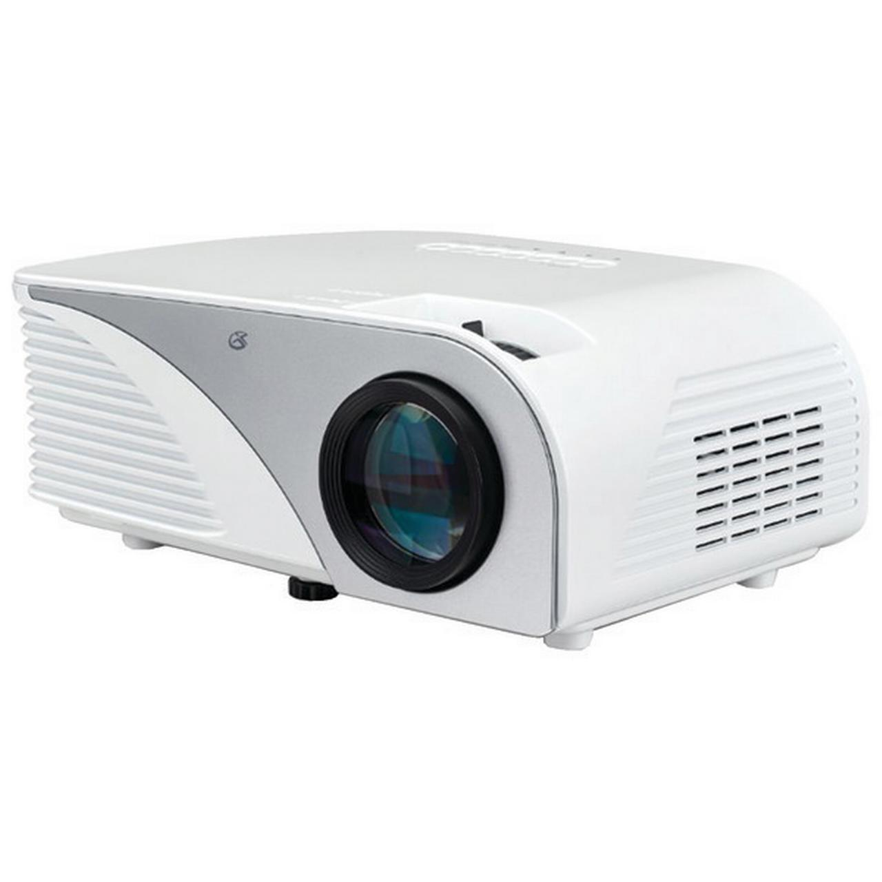 GPX(R) PJ308W PJ308W 1080p Mini Projector by
