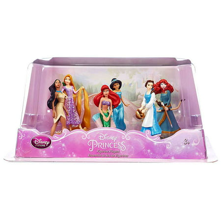 Disney Princess Figurine Playset [Set #5]