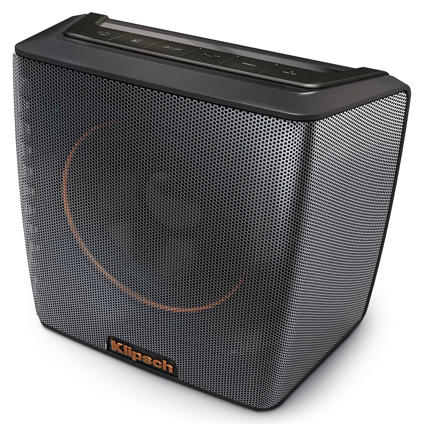 Klipsch Groove Portable Bluetooth Speaker (Black) by Klipsch