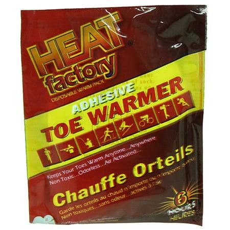Heat Factory Adhesive Toe Warmer ()