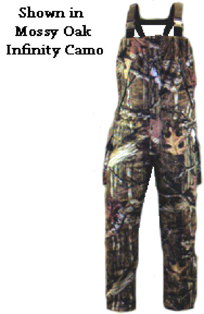 Rivers West Ambush Bibs Realtree Xtra 2Xlarge by RIVERS WEST APPAREL INC