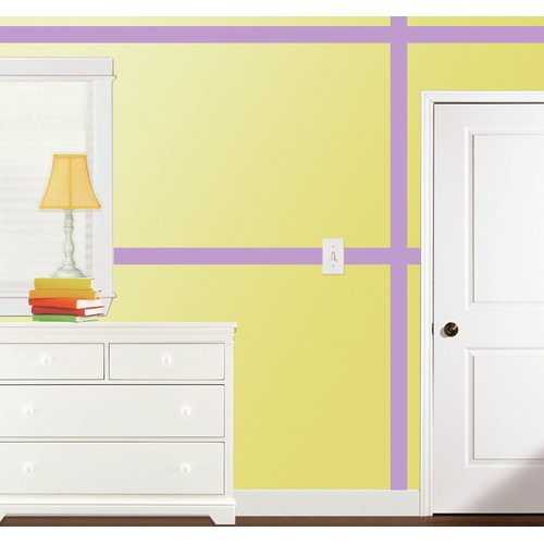 Borders Unlimited Simple Stripes Wall Decal