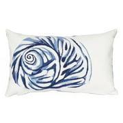 Liora Manne Visions III Shell Lumbar Pillow
