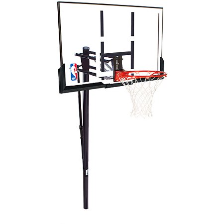 Spalding 88307Pr 52   Acrylic In Ground Basketball System