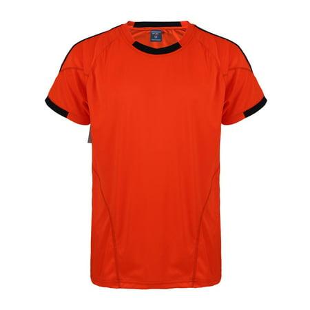 Lee Hanton Men's 100% Poly Sportswear Moisture-wicking Dry Fit Performance (Best Quality Polo Shirts)