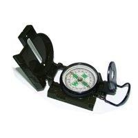 Outdoor High Strength Metal Compass Folding Flip Compass