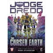 Judge Dredd: The Cursed Earth : An Expedition Game