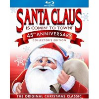 Santa Claus is Coming to Town (Blu-ray)
