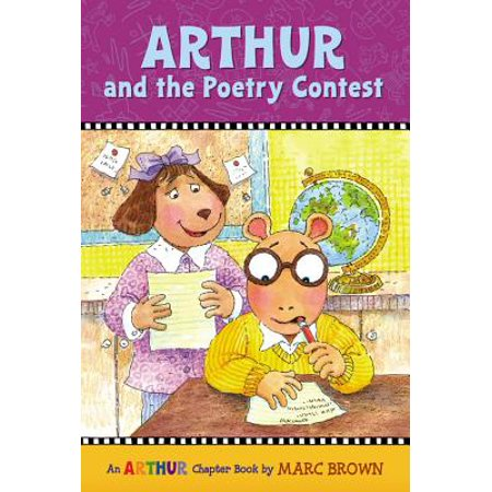 Arthur and the Poetry Contest : An Arthur Chapter Book - Office Contest Ideas For Halloween