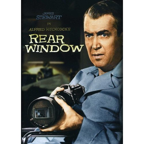 Rear Window (Anamorphic Widescreen)