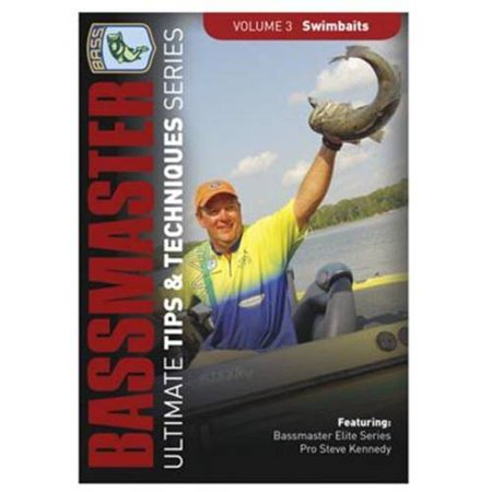 Bassmaster  Ultimate Tips   Techniques Series  Volume Three   Swimbaits