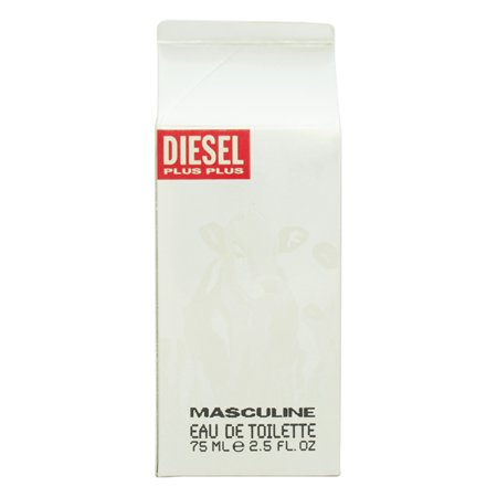 Diesel Plus Plus by Diesel for Men - 2.5 oz EDT Spray (Diesel Flieger-sonnenbrille)