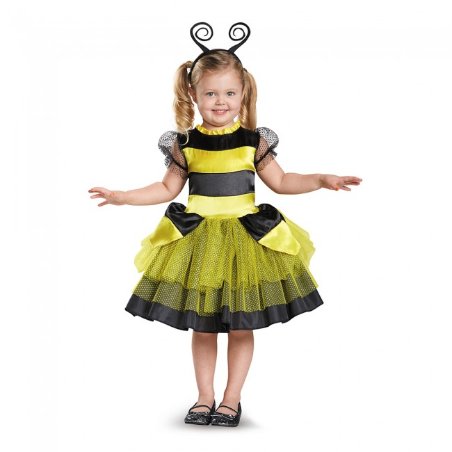 Toddler Little Bumblebee Costume Disguise 89729