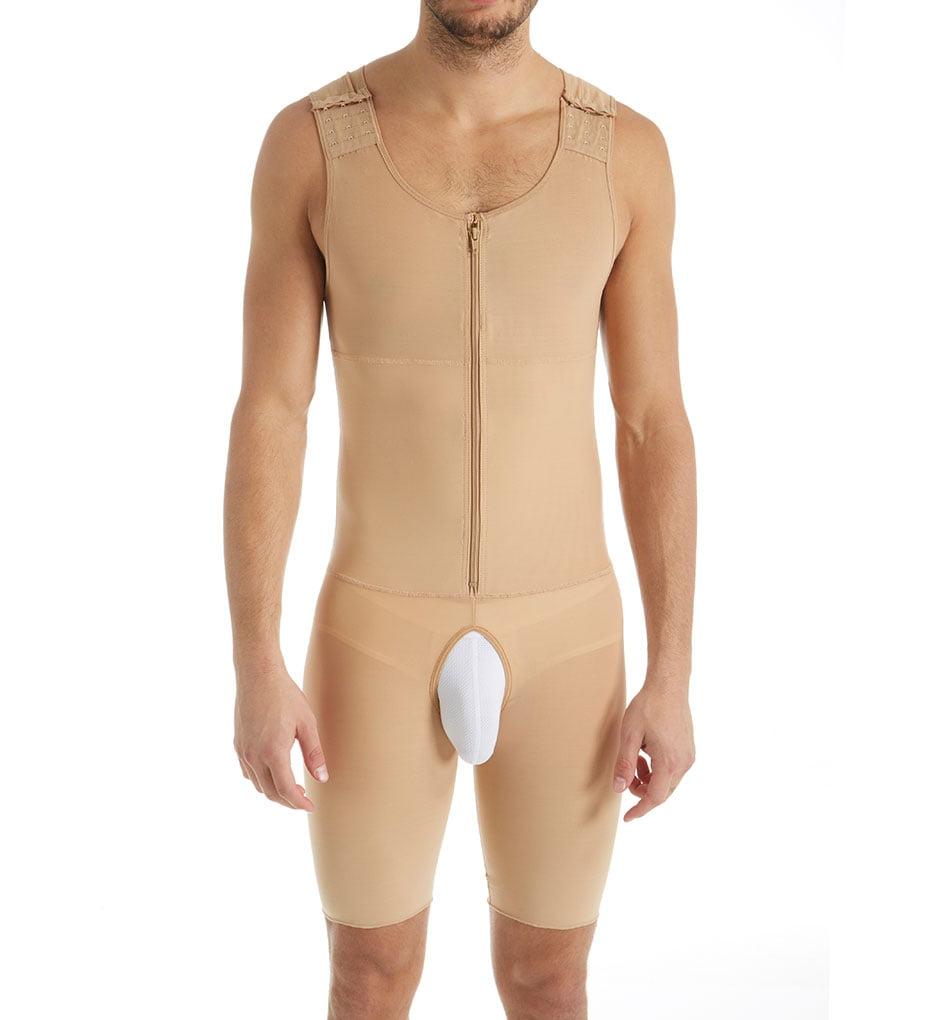 0ecaec529 LEO - Leo 038000 Extra Firm Post-Surgical Compression Bodysuit - Walmart.com