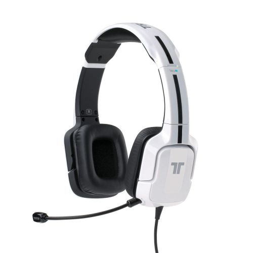 Kunai Stereo Headset for Wii U & 3DS - White