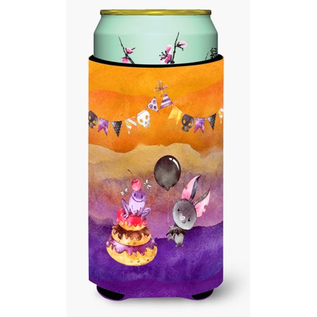 Halloween Sweets Party Tall Boy Beverage Insulator Hugger BB7463TBC](Halloween Sweets Haul)
