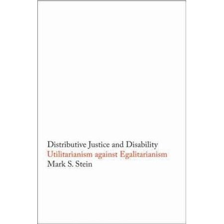 Distributive Justice and Disability - eBook