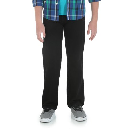 Husky Boys' Loose Fit 5-Pocket Jean
