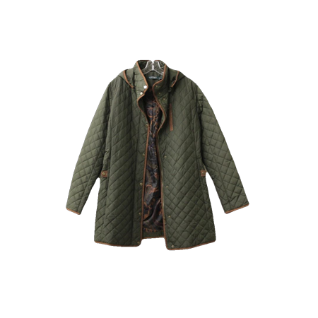 Lauren Ralph Lauren Lauren Ralph Lauren Womens Green Quilted
