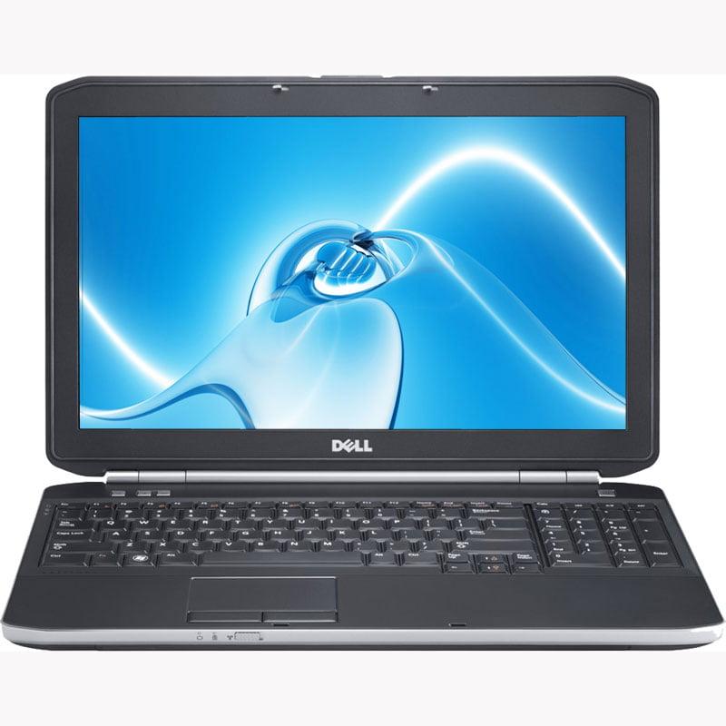 Refurbished Dell Latitude E6520 i7 2.8GHz 4GB 320GB DRW Windows 10 Pro 64 Laptop B Camera by Dell