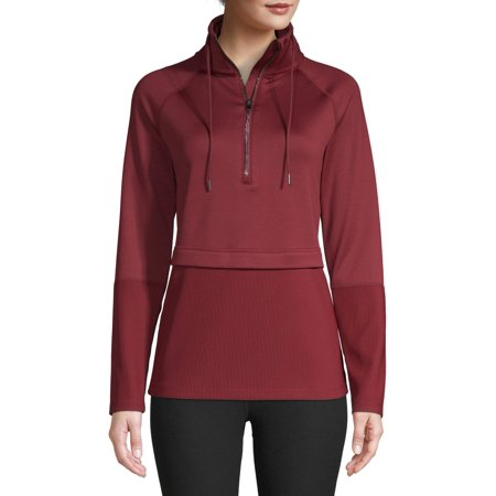Avia Women's Active 1/2 Zip Pullover