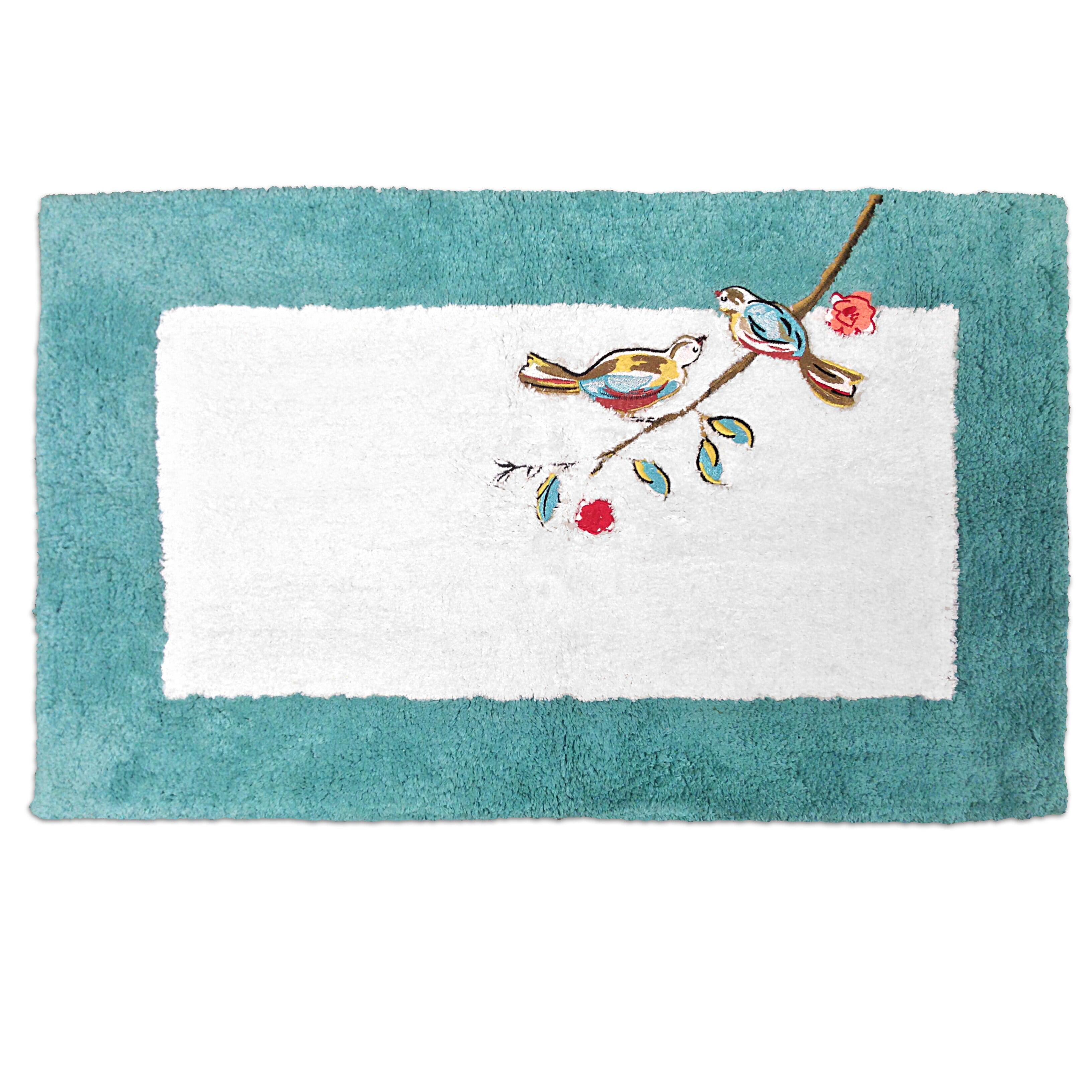 lenox christmas bathroom rugs