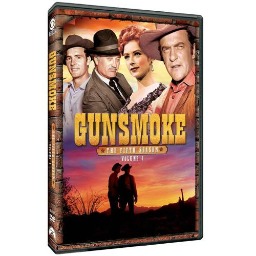 Gunsmoke: The Fifth Season, Volume One (Full Frame)