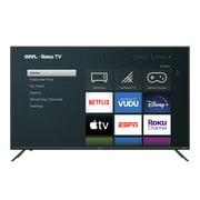 "Best Led 55 Inch Tvs - onn. 55"" Class 4K UHD HDR Roku Smart Review"