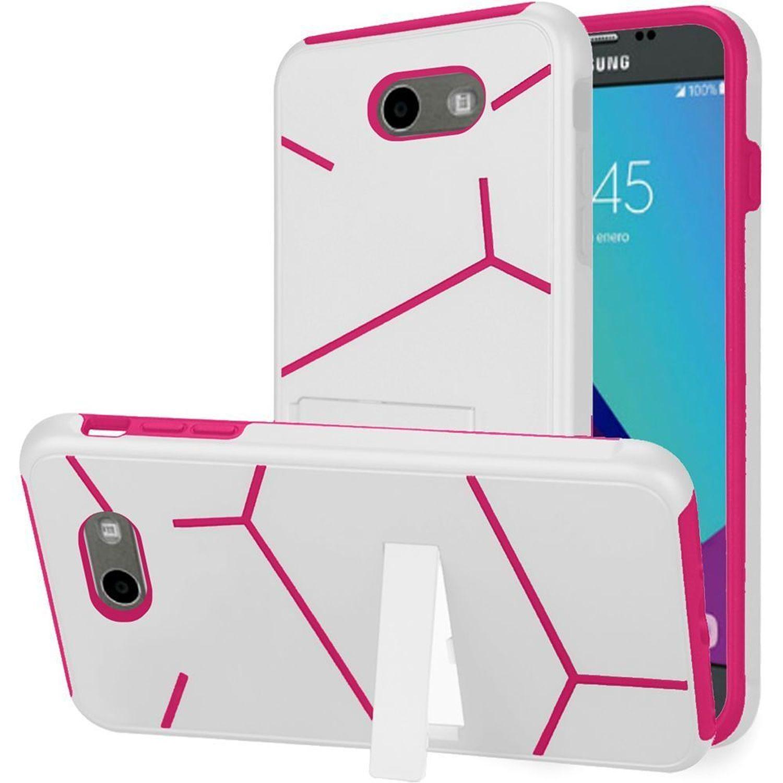 Samsung Galaxy J3 (2017) Case, by HR Wireless Case Cover For Samsung Galaxy Amp Prime 2/Express Prime 2/J3 (2017)/J3 Eclipse/J3 Emerge/J3 Luna Pro/J3 Mission/J3 Prime/Sol 2