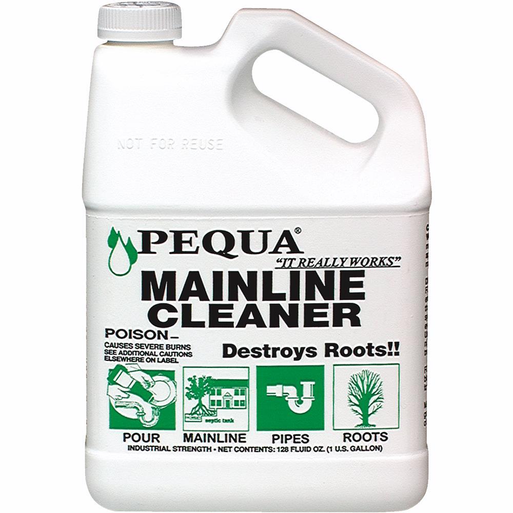 Pequa Industries 1-Gal Mainline Cleaner P-128 Pack of 3