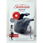 Sunbeam Renue Heat Wrap for Neck and Shoulders