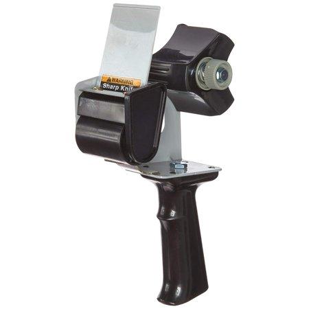 Pistol Grip Box Sealing Tape Dispenser HB903 Black, One-hand, pistol-grip design allows for easy application By