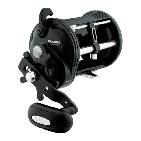 Daiwa Sealine SLW Levelwind 6.1:1 Right Hand Saltwater Conventional Reel - (Levelwind Conventional Reel)