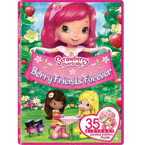 Strawberry Shortcake: Berry Friends Forever (Widescreen)