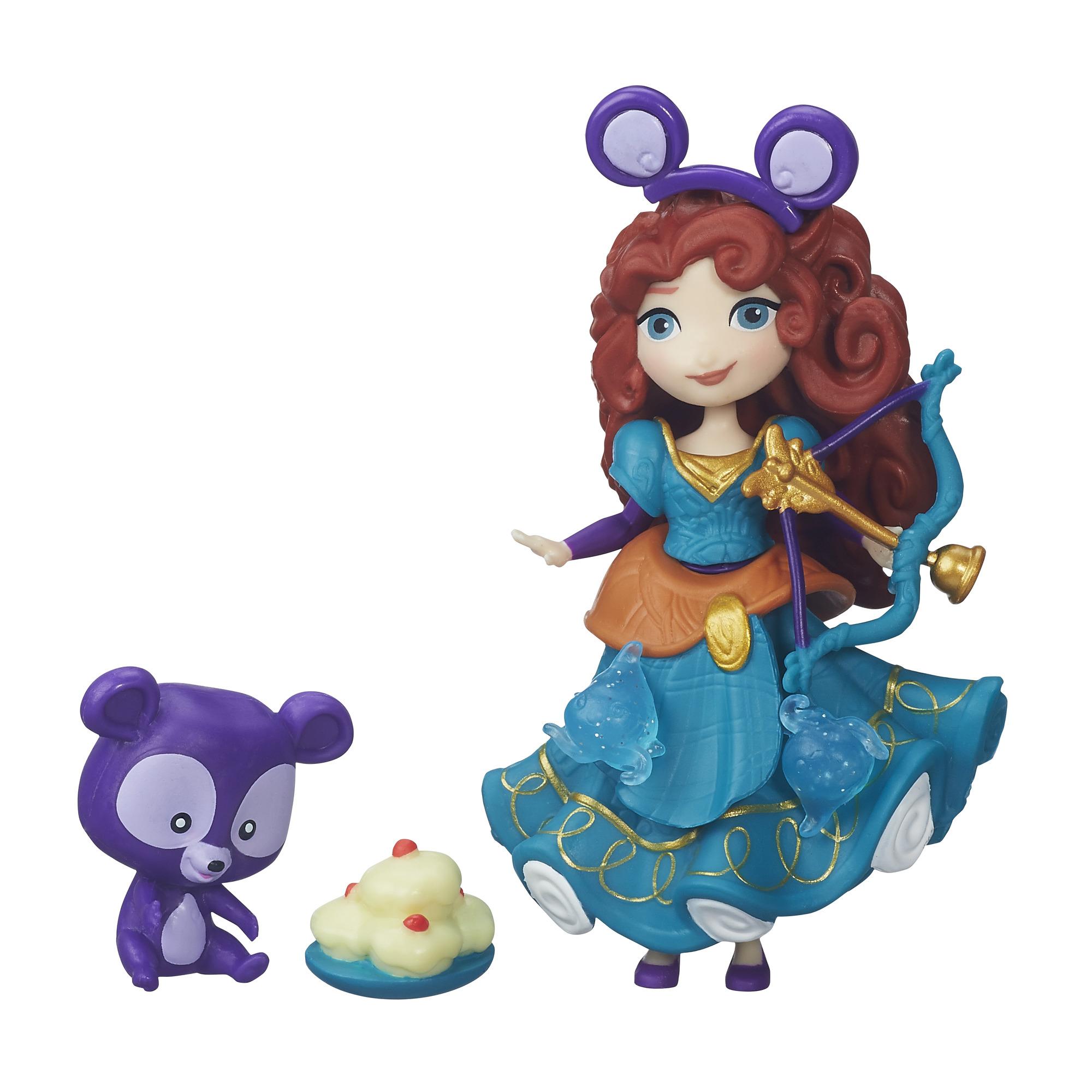 Disney Princess Little Kingdom Merida and Bear Brother