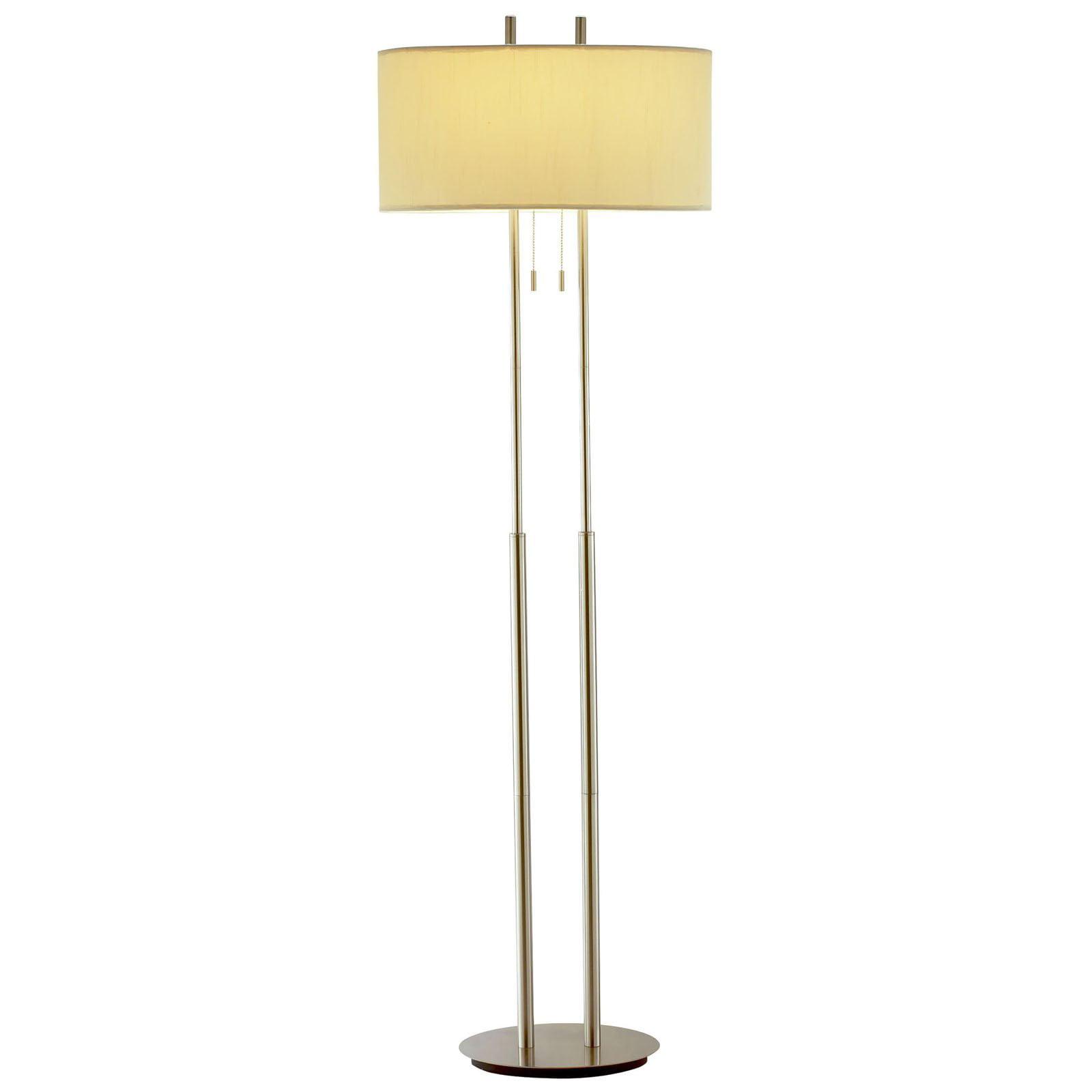 Adesso 4016 Duet Floor Lamp