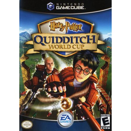 Harry Potter Quidditch World Cup - GAMECUBE