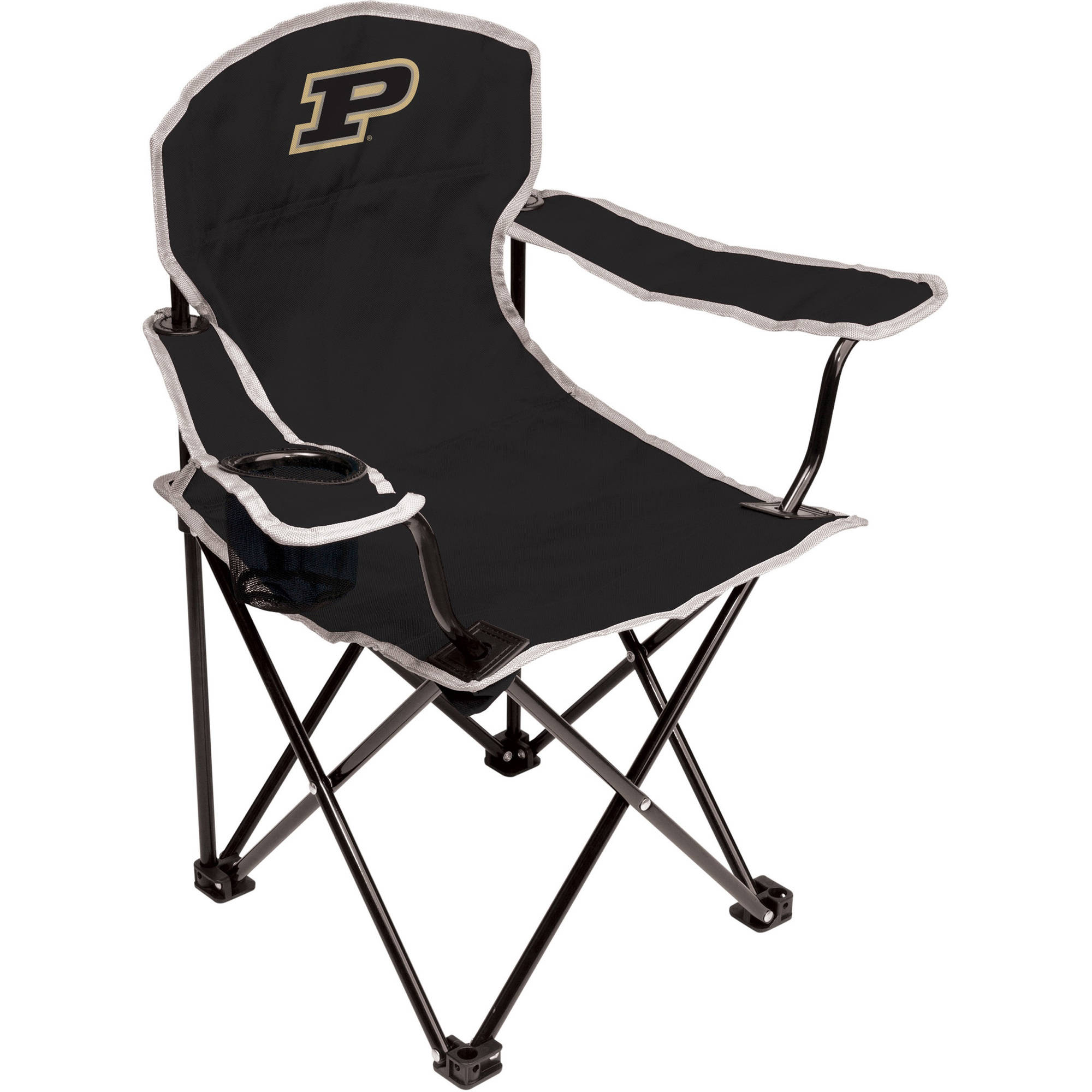 NCAA Purdue Boilermakers Youth Size Tailgate Chair from Coleman by Rawlings