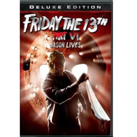 Friday the 13th Part VI: Jason Lives ( (DVD))