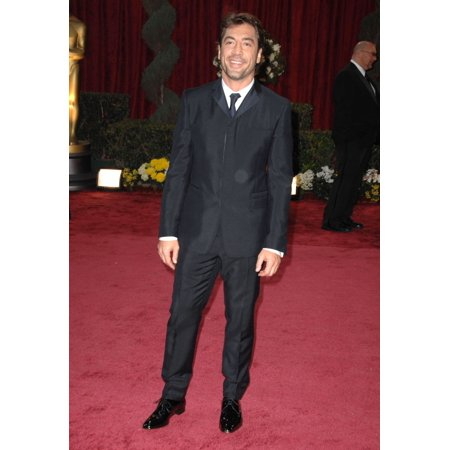Javier Bardem At Arrivals For Part 2 - Red Carpet - 80Th Annual Academy Awards Oscars Ceremony The Kodak Theatre Los Angeles Ca February 24 2008 Photo By David LongendykeEverett Collection Celebrity