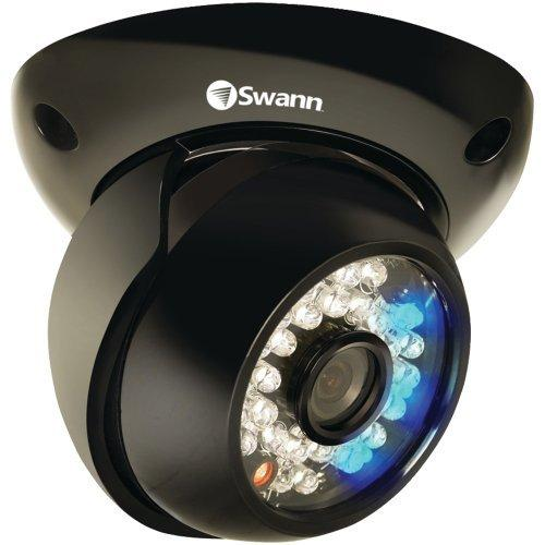 Swann Swads-191cam-us Ads-191 Flashing Dome Cmos Camera With Built-in Motion Detection