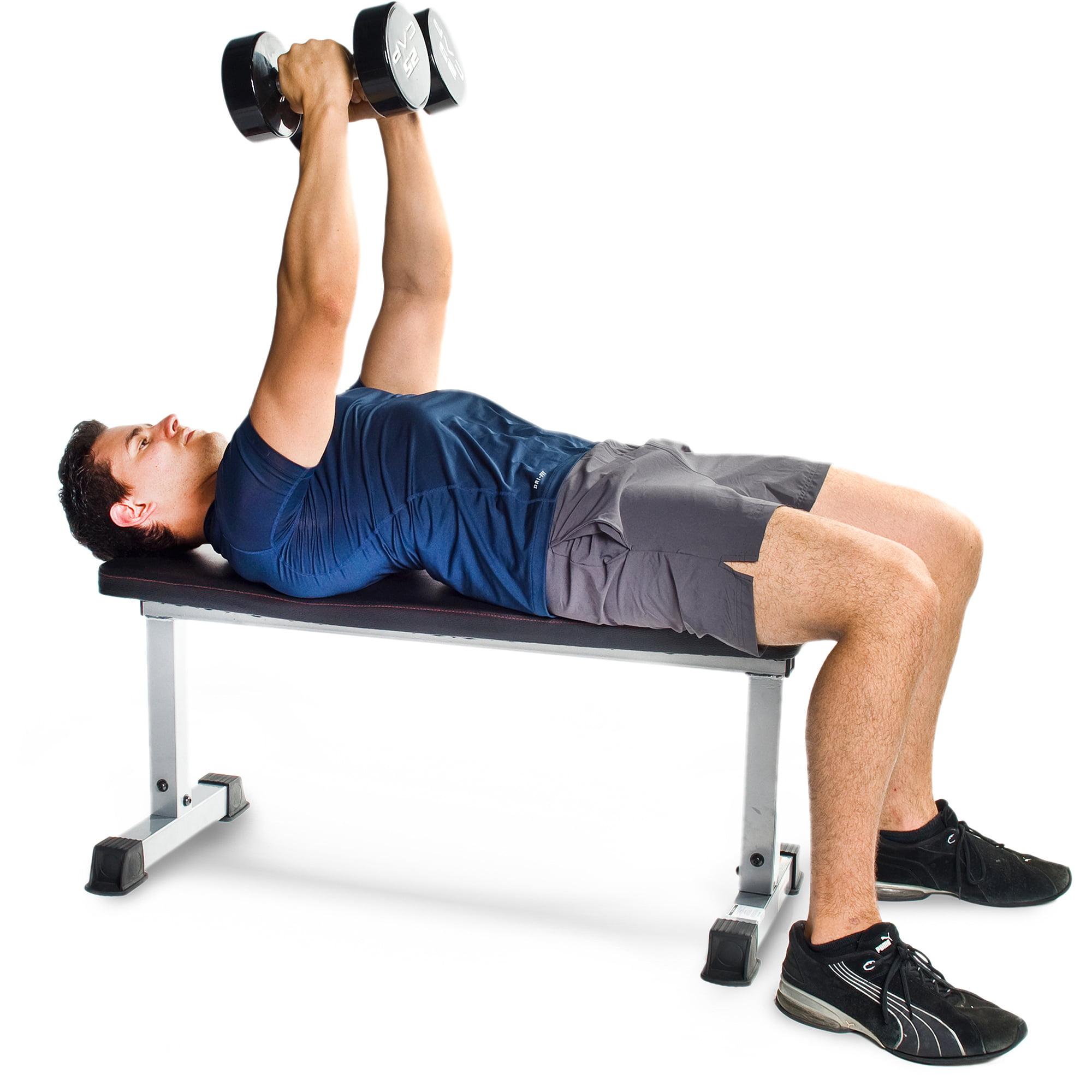 Surprising Cap Strength Flat Weight Bench Walmart Com Andrewgaddart Wooden Chair Designs For Living Room Andrewgaddartcom