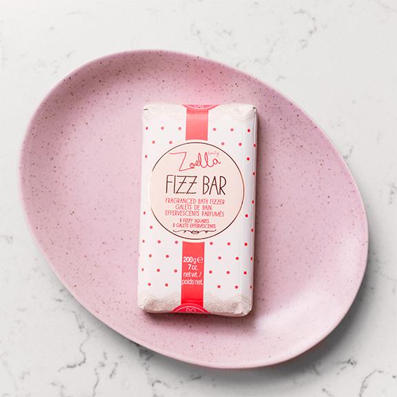 Zoella Beauty Fizz Bar Fragranced Bath Fizzer 7 oz.