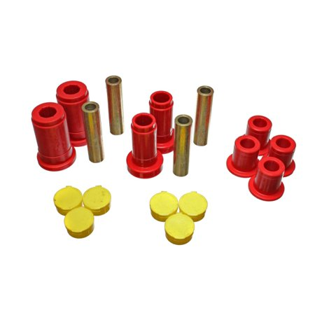 Energy Suspension 02-05 Dodge Ram 1500 2WD Red Front Control Arm Bushing